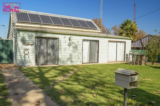 Picture of 20 Audley Street, NARRANDERA NSW 2700