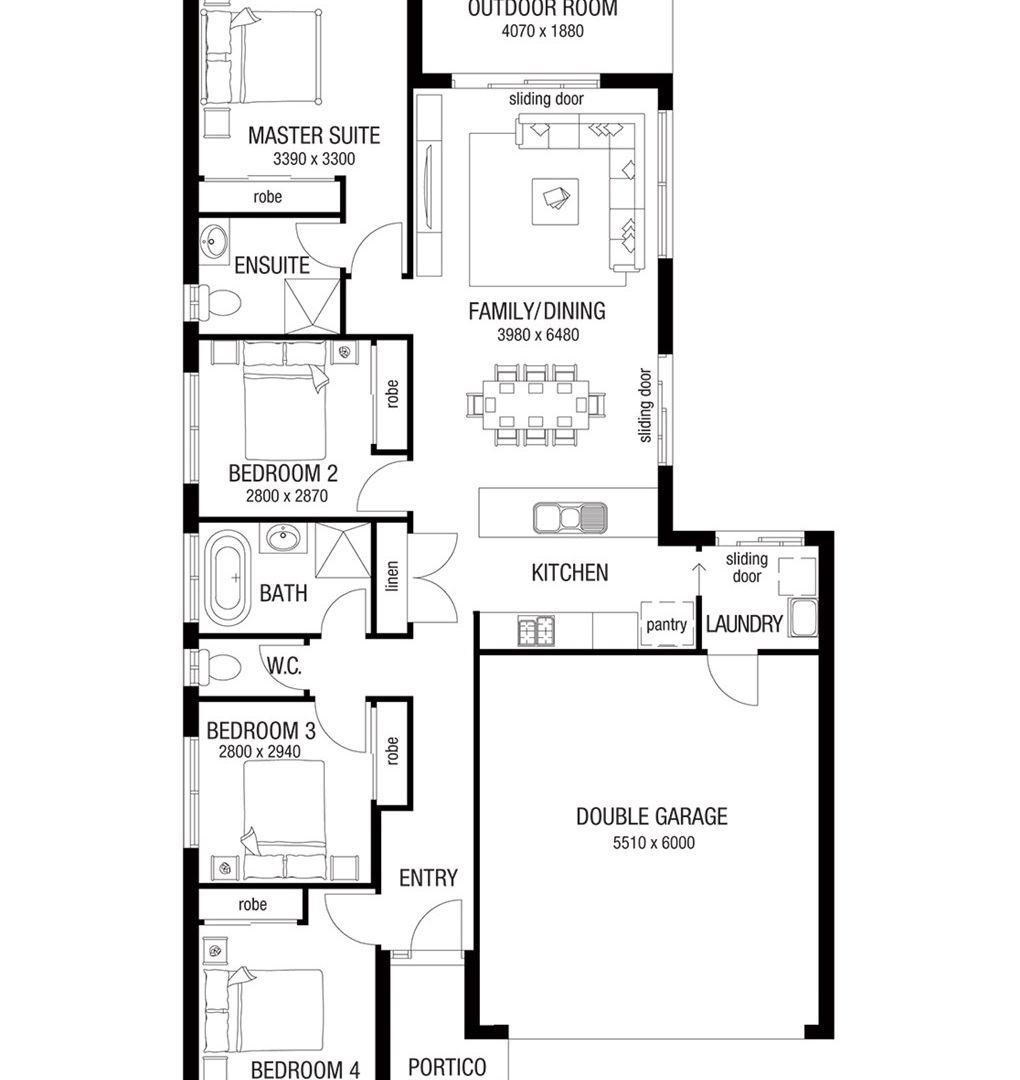 Lot 5074 Fluskey Street, WILLOWDALE, Denham Court NSW 2565, Image 1