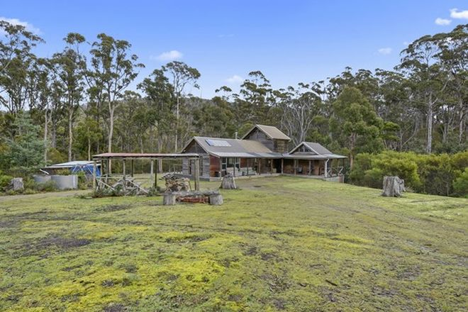 Picture of 950 Roaring Beach Road, NUBEENA TAS 7184