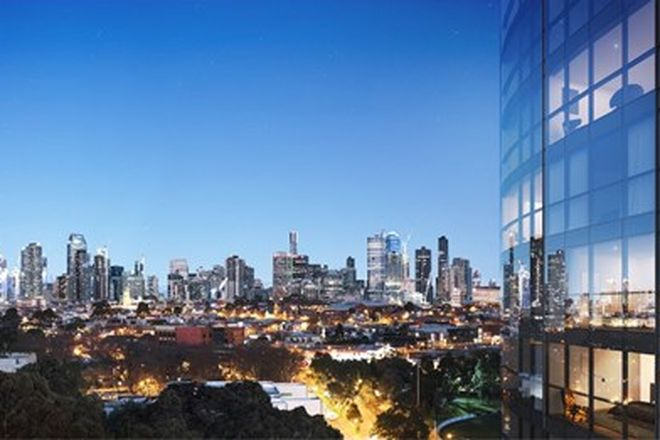 Picture of M812/188 Macaulay Road, NORTH MELBOURNE VIC 3051
