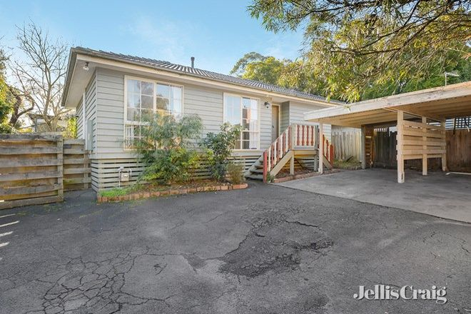 Picture of 2/17A Mount Dandenong Road, RINGWOOD EAST VIC 3135