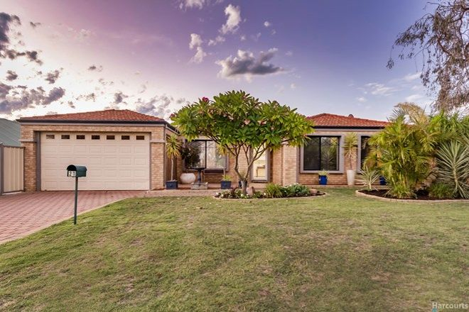 Picture of 21 Glenfine Way, CARRAMAR WA 6031