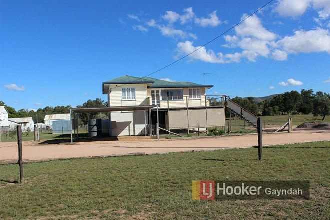 Picture of 37 Mount Debateable Rd, GAYNDAH QLD 4625