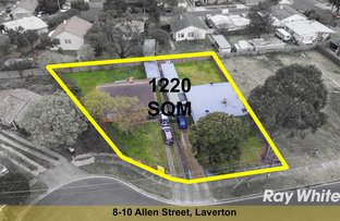 8 -10 ALLEN STREET, Laverton VIC 3028