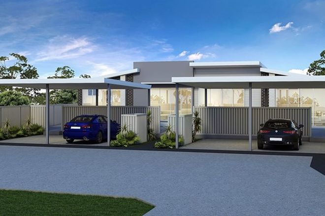 Picture of 28A Ruthven Street, HARLAXTON QLD 4350