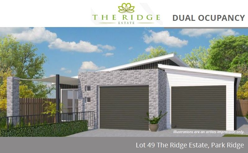 Lot 49 The Ridge Estate, Park Ridge QLD 4125, Image 0