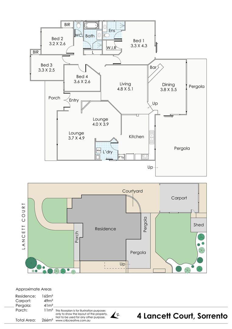 4 Lancett Court, Sorrento WA 6020, Image 1