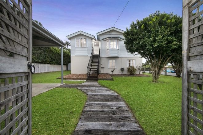 Picture of 29 Tangorin Street, WYNNUM QLD 4178