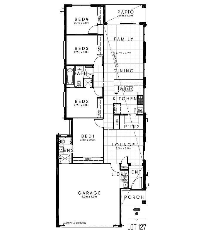 Lot 127 Bloomfield Esplanade, South Maclean QLD 4280, Image 2