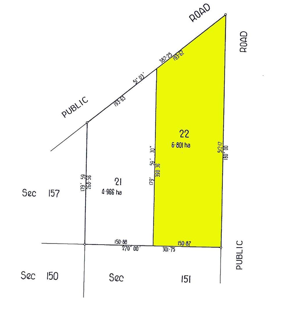 146 (Lot 22) Investigator  Road, Port Victoria SA 5573, Image 0