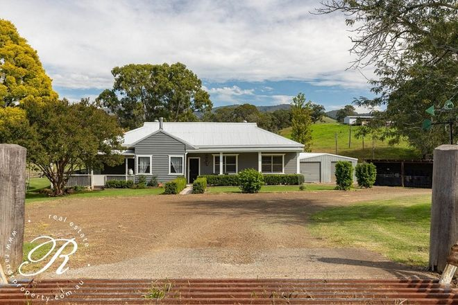 Picture of 879 Thunderbolts Way, BARRINGTON NSW 2422