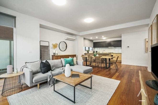 Picture of 101/129 Hotham Street, ST KILDA EAST VIC 3183