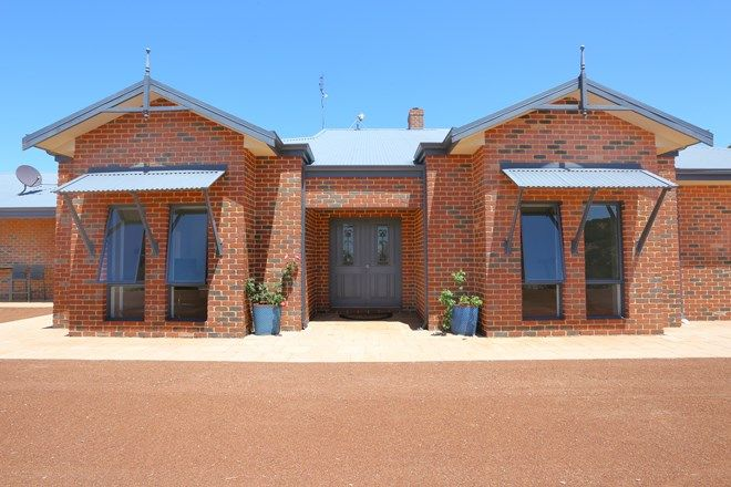 Picture of 165 Horseshoe Road, TOODYAY WA 6566