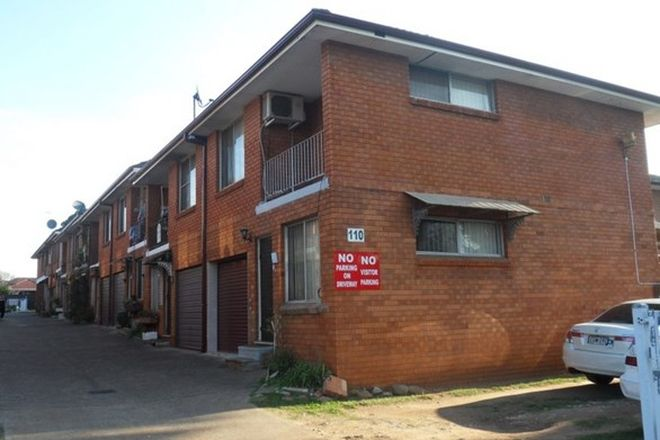 Picture of 14/108-110 Longfield Street, CABRAMATTA NSW 2166