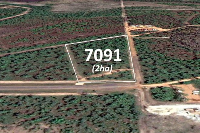 Picture of 7091 Compigne Rd, GIRRAWEEN NT 0836