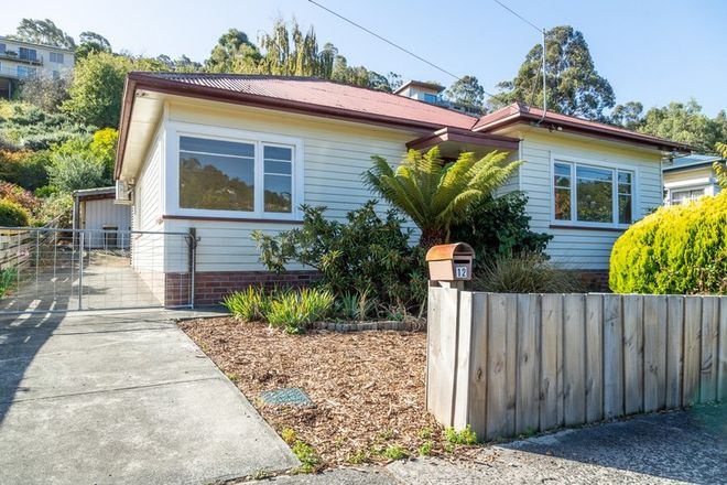 Picture of 12 Syme Street, SOUTH HOBART TAS 7004