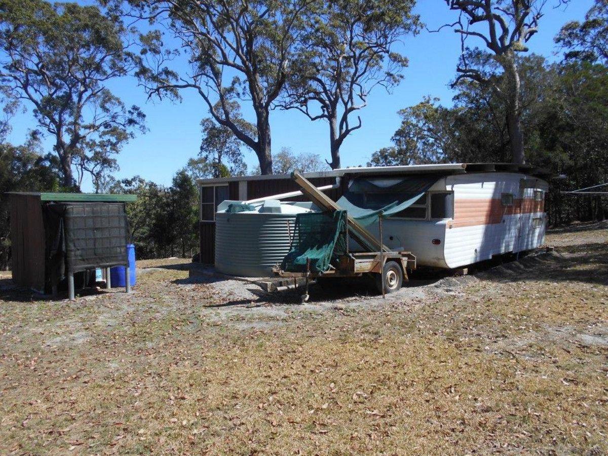 Lot 5 Bloodwood Road, Mount Fox QLD 4850, Image 0