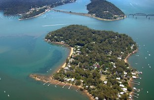 Picture of 135 Riverview Ave, Dangar Island NSW 2083