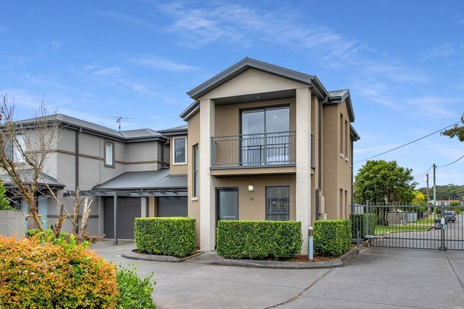 Picture of 34/348 Pacific Highway, BELMONT NORTH NSW 2280