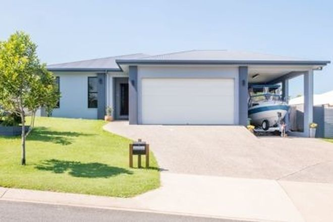 Picture of 4 Bensara Drive, BEACONSFIELD QLD 4740