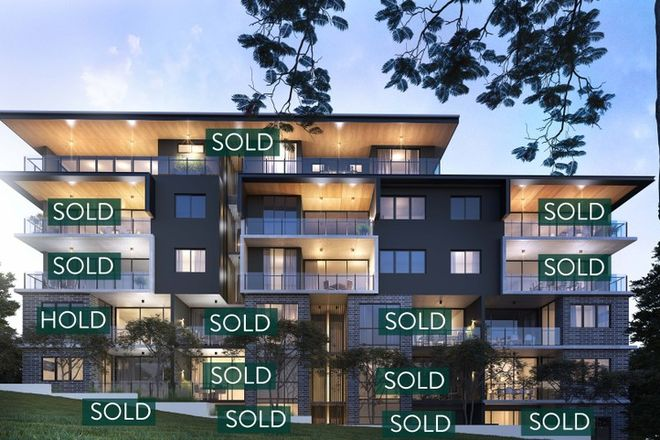 Picture of G05/17 - 21 Wesley St, LUTWYCHE QLD 4030