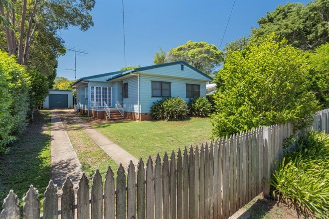 Picture of 18 Curzon Street, MOUNT LOFTY QLD 4350
