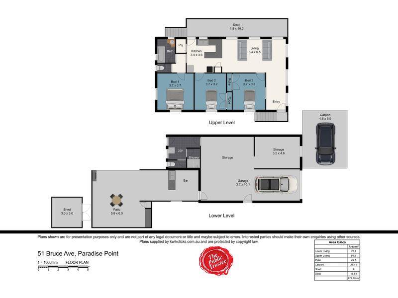 51 Bruce Avenue, Paradise Point QLD 4216, Image 1