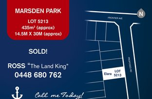 Picture of Lot/5213 Proposed Road, ELARA, Marsden Park NSW 2765