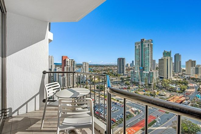 Picture of 1709/22 View Avenue, SURFERS PARADISE QLD 4217