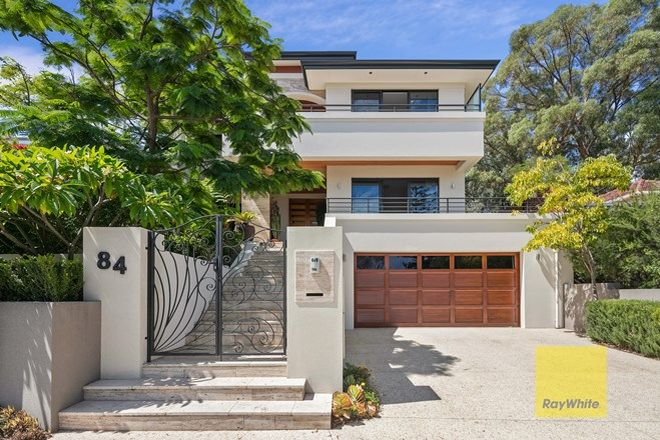 Picture of 84 Railway Street, COTTESLOE WA 6011