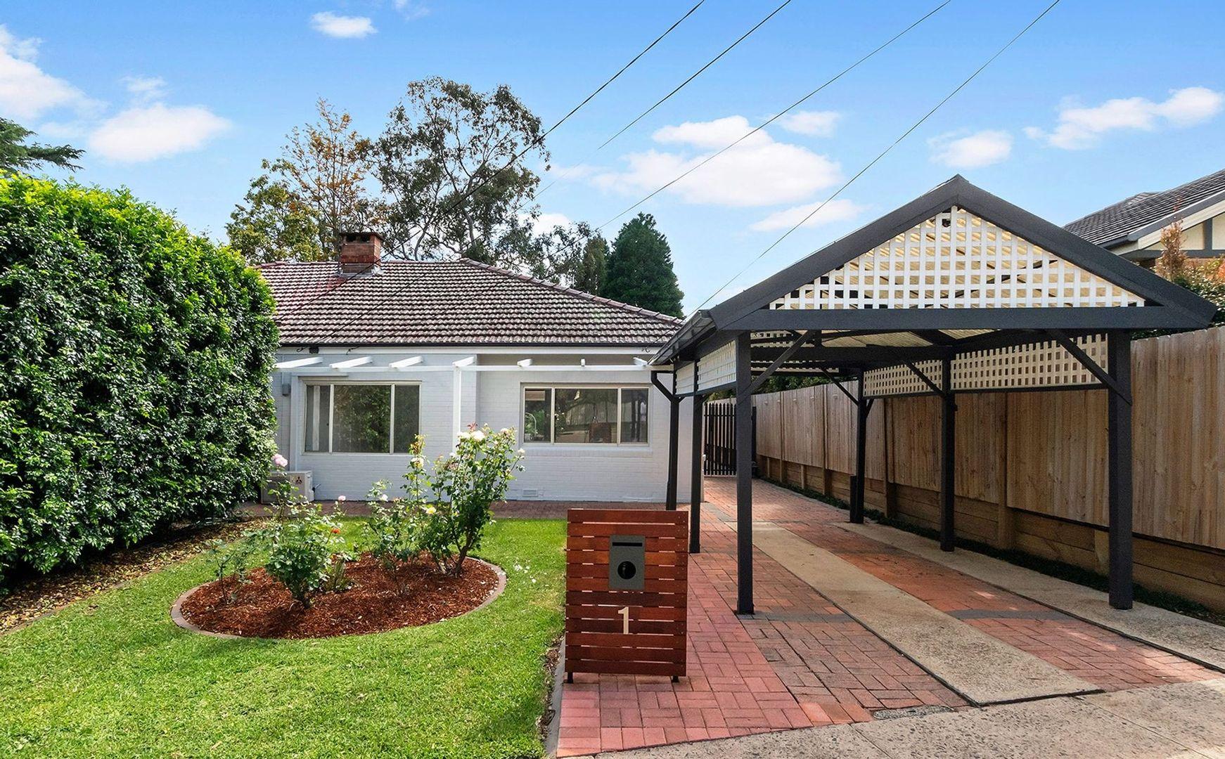 1 Bertram Street, Eastwood NSW 2122, Image 2