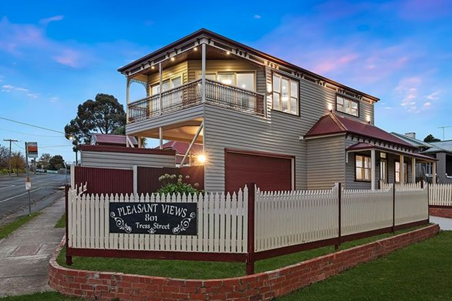 Picture of 801 Tress Street, MOUNT PLEASANT VIC 3350