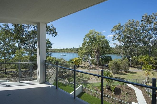 Picture of 10 Wyndham Avenue, BOYNE ISLAND QLD 4680