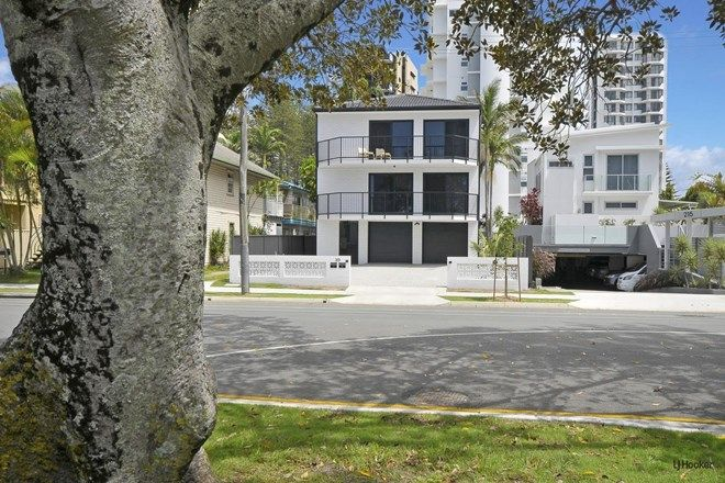Picture of 1/2 213 Boundary Street, COOLANGATTA QLD 4225