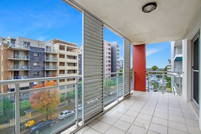 Picture of 34/4-6 Lachlan Street, LIVERPOOL NSW 2170
