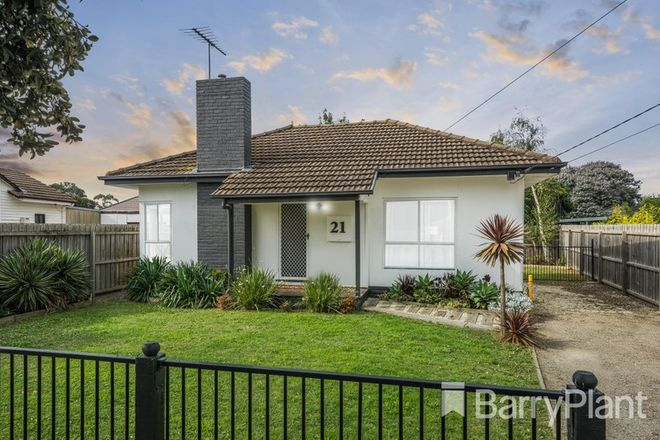 Picture of 1/21 Barnfather Street, THOMSON VIC 3219