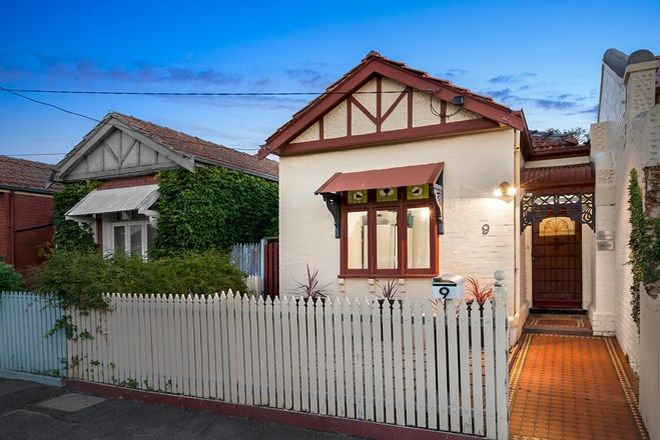 Picture of 9 O'Grady Street, CLIFTON HILL VIC 3068