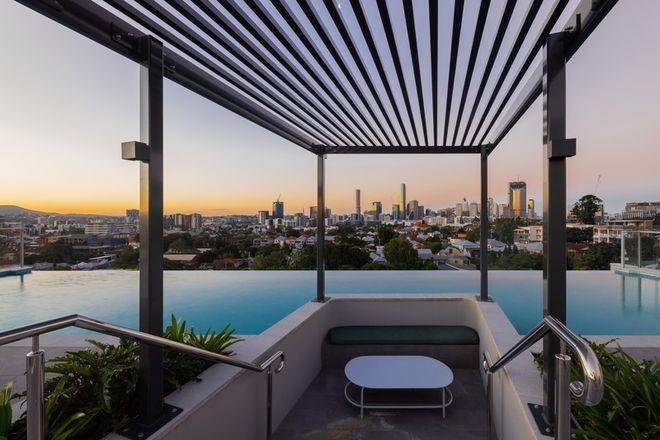 Picture of 406/8 Colton Street, HIGHGATE HILL QLD 4101