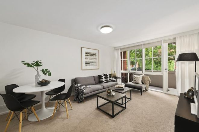 Picture of 2/35 Powlett Street, EAST MELBOURNE VIC 3002