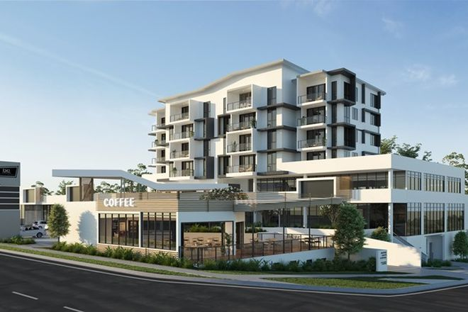 Picture of 506/677 Ruthven  Street, SOUTH TOOWOOMBA QLD 4350