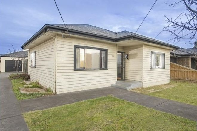 Picture of 1/35 Central Ave, THOMASTOWN VIC 3074