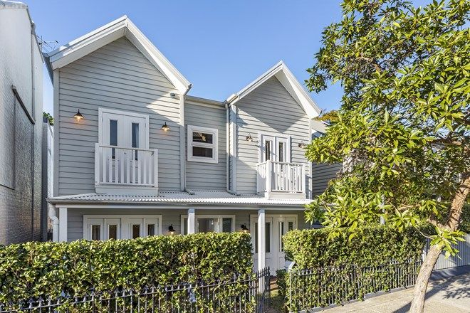 Picture of 99 Rowntree Street, BIRCHGROVE NSW 2041