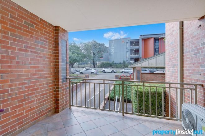 Picture of 3/36 Virginia Street, ROSEHILL NSW 2142