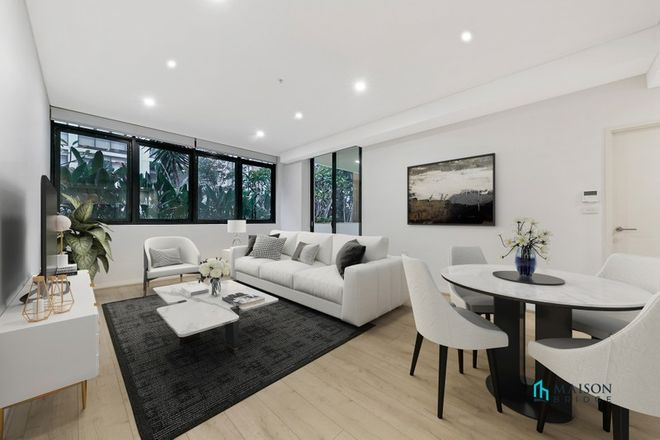 Picture of 203A/41 Belmore Street, RYDE NSW 2112