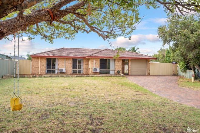 Picture of 22 Logan Court, SEVILLE GROVE WA 6112
