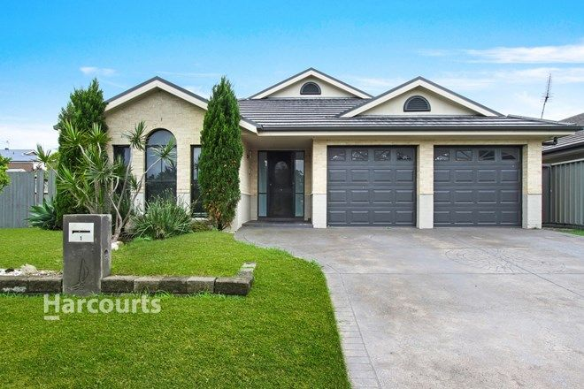 Picture of 1 Greenpark Lane, HAYWARDS BAY NSW 2530