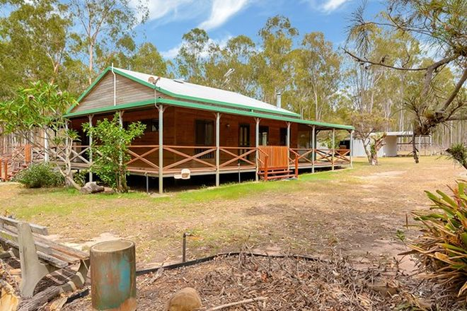 Picture of 36 Johns Lane, GRANTHAM QLD 4347