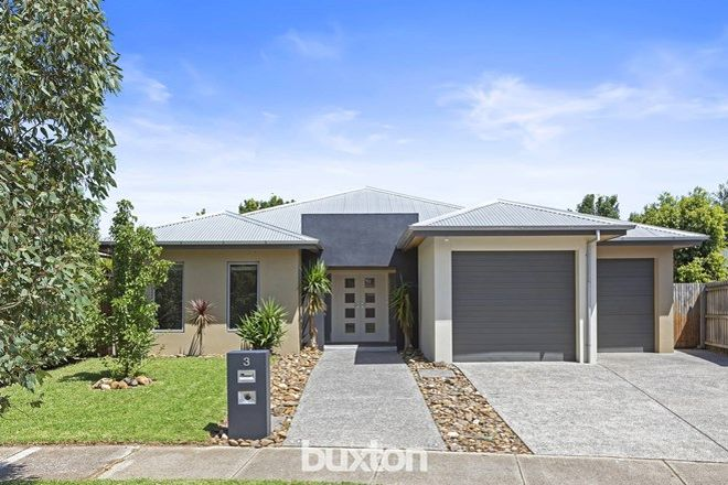 Picture of 3 Reys Close, MORDIALLOC VIC 3195