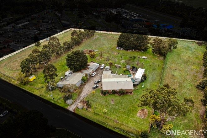 Picture of 30 Airfield Road, TRARALGON VIC 3844