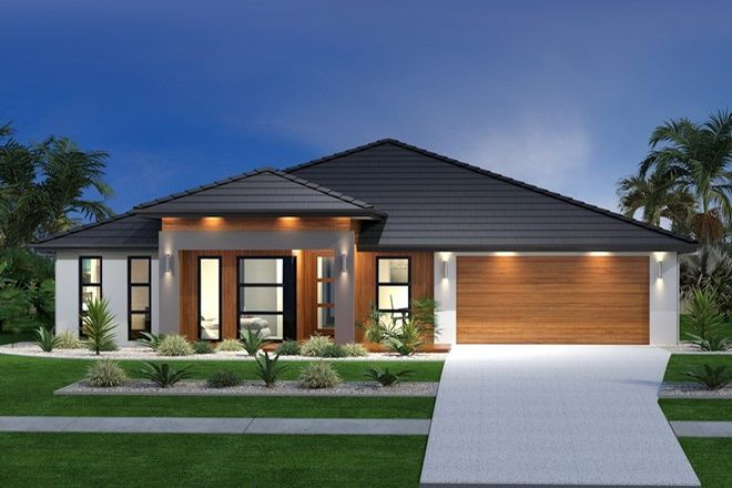 Picture of Lot 164 Flow Close, TRINITY BEACH QLD 4879